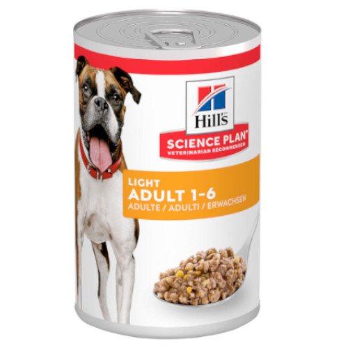 Hill's Science Plan Canine Adult Light Nassfutter