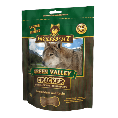 Wolfsblut Green Valley Cracker