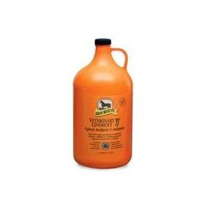 Absorbine Veterinary Liniment Embrocation liquid