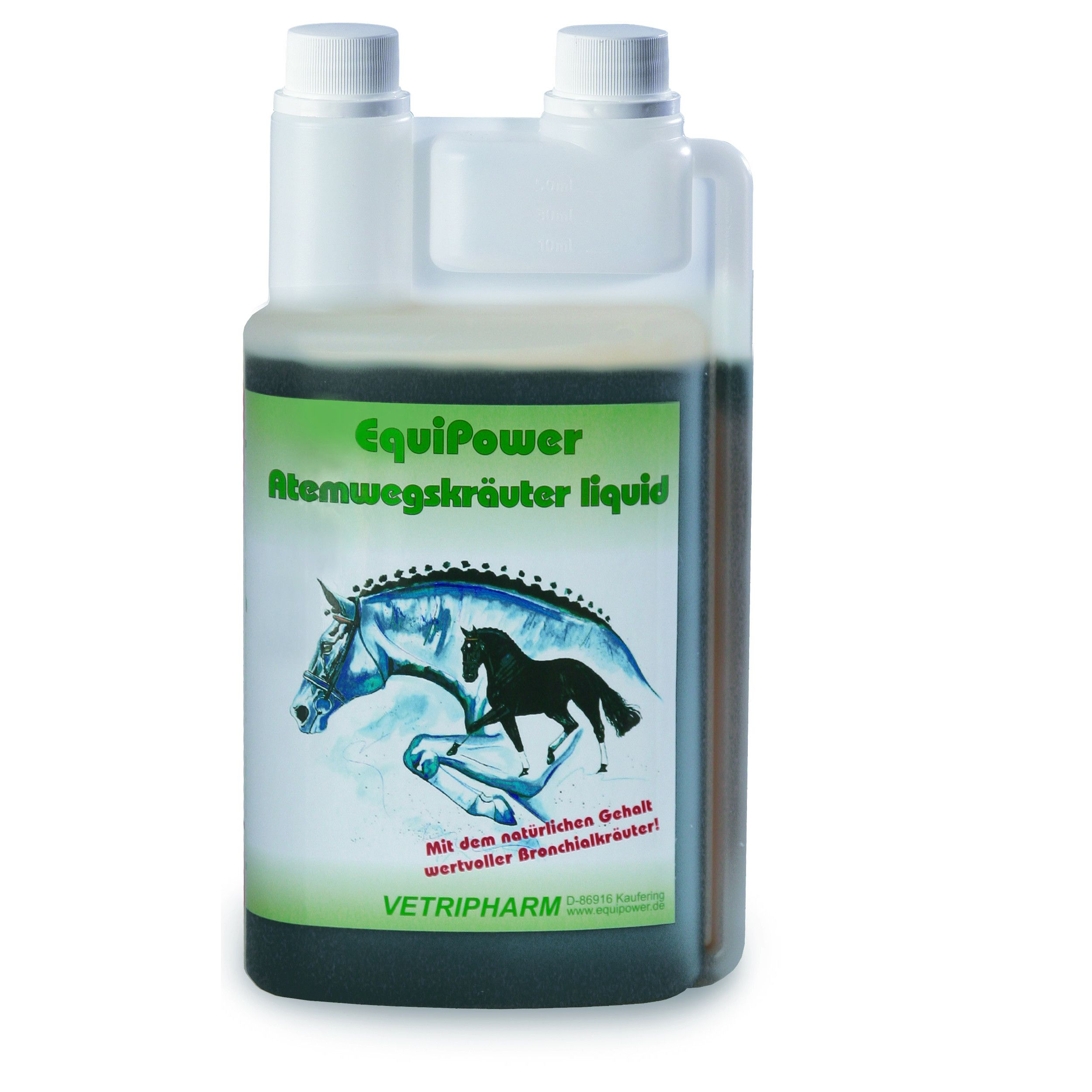 Vetripharm EquiPower Atemwegskräuter liquid