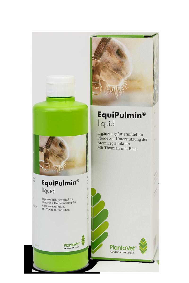 PlantaVet EquiPulmin 500 ml