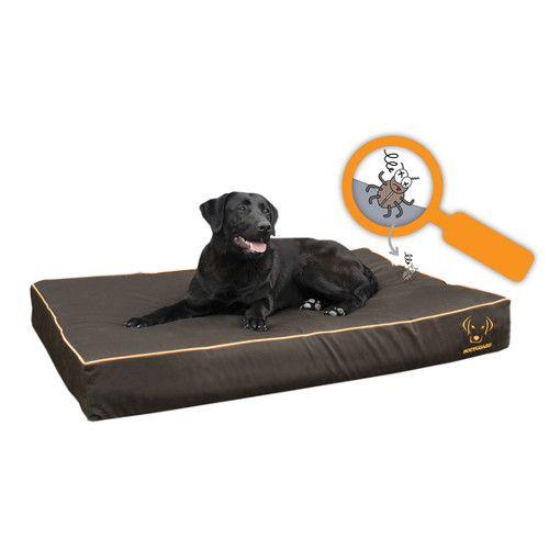 Holland animal care Bodyguard Royal Bed braun