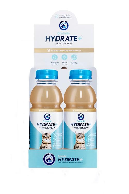 Oralade® Hydrate+ für Katzen