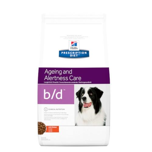 Hill`s Prescription Diet b/d canine