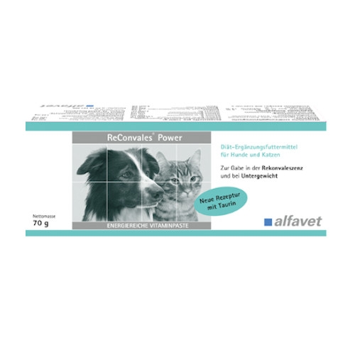 alfavet ReConvales Power 70g