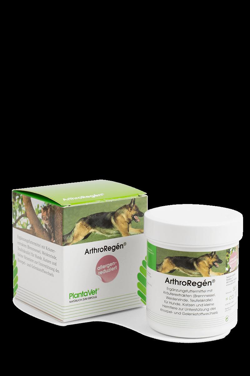 ArthroRegén Tabletten bei Gelenkproblemen von PlantaVet - 300 Tabletten