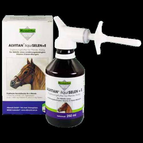 Albrecht Alvitan liqui Selen + E 250 ml