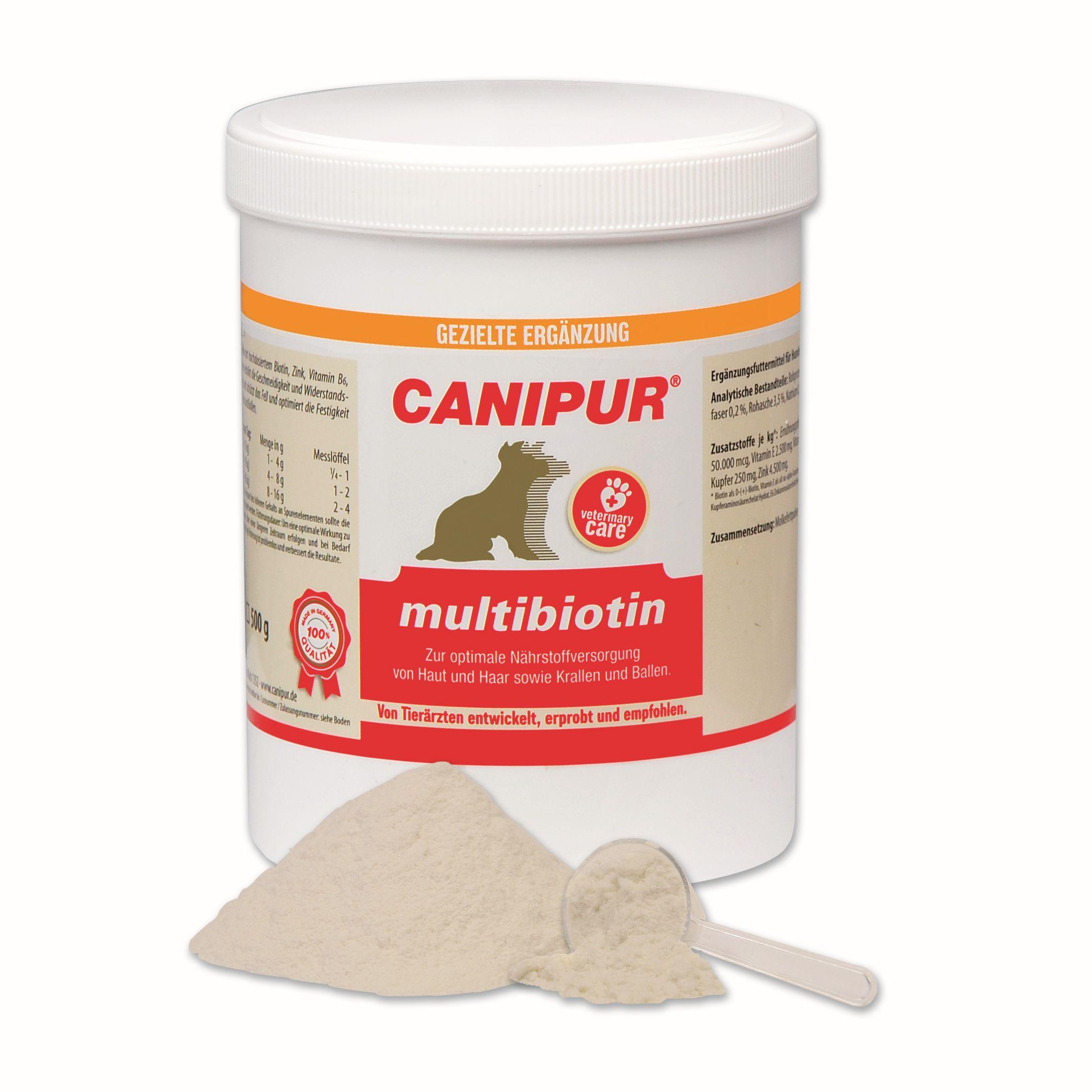 Vetripharm Canipur multibiotin
