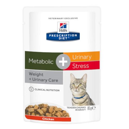 Hill's Prescription Diet Metabolic Feline Frischebeutel