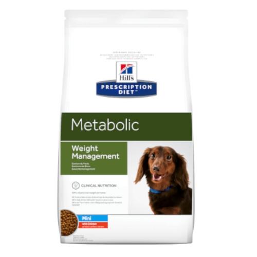 Hill's Prescription Diet Metabolic mini Canine Trockenfutter