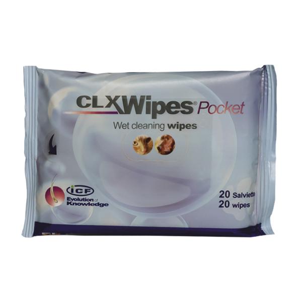 CLX Wipes für Hunde und Katzen zur hygienischen Reinigung von Livisto