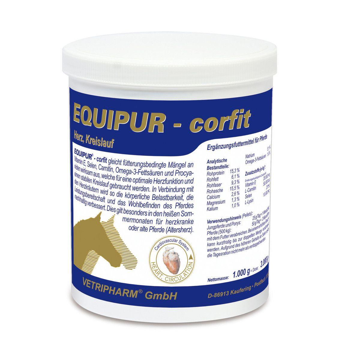 Vetripharm Equipur corfit