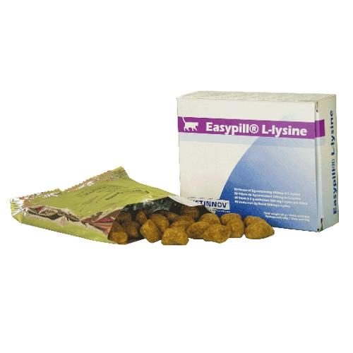 Easypill L-lysine für Katzen von Alvetra