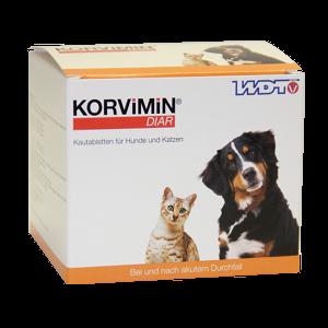 WDT Korvimin Diar 1 x 2 Kautabletten
