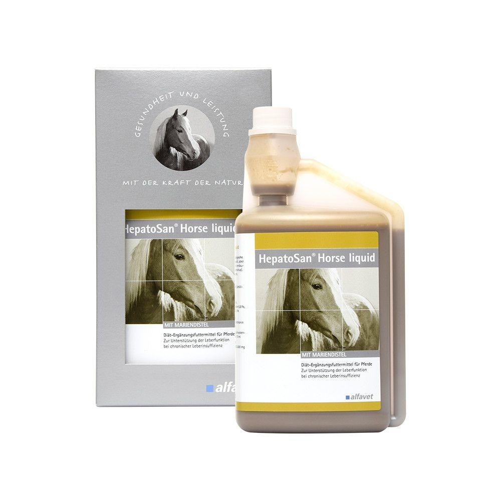 Alfavet HepatoSan Horse liquid 1000ml