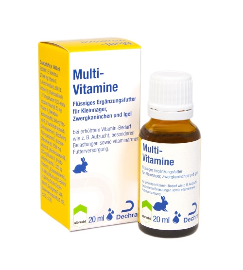 Mutli-Vitamine 20ml
