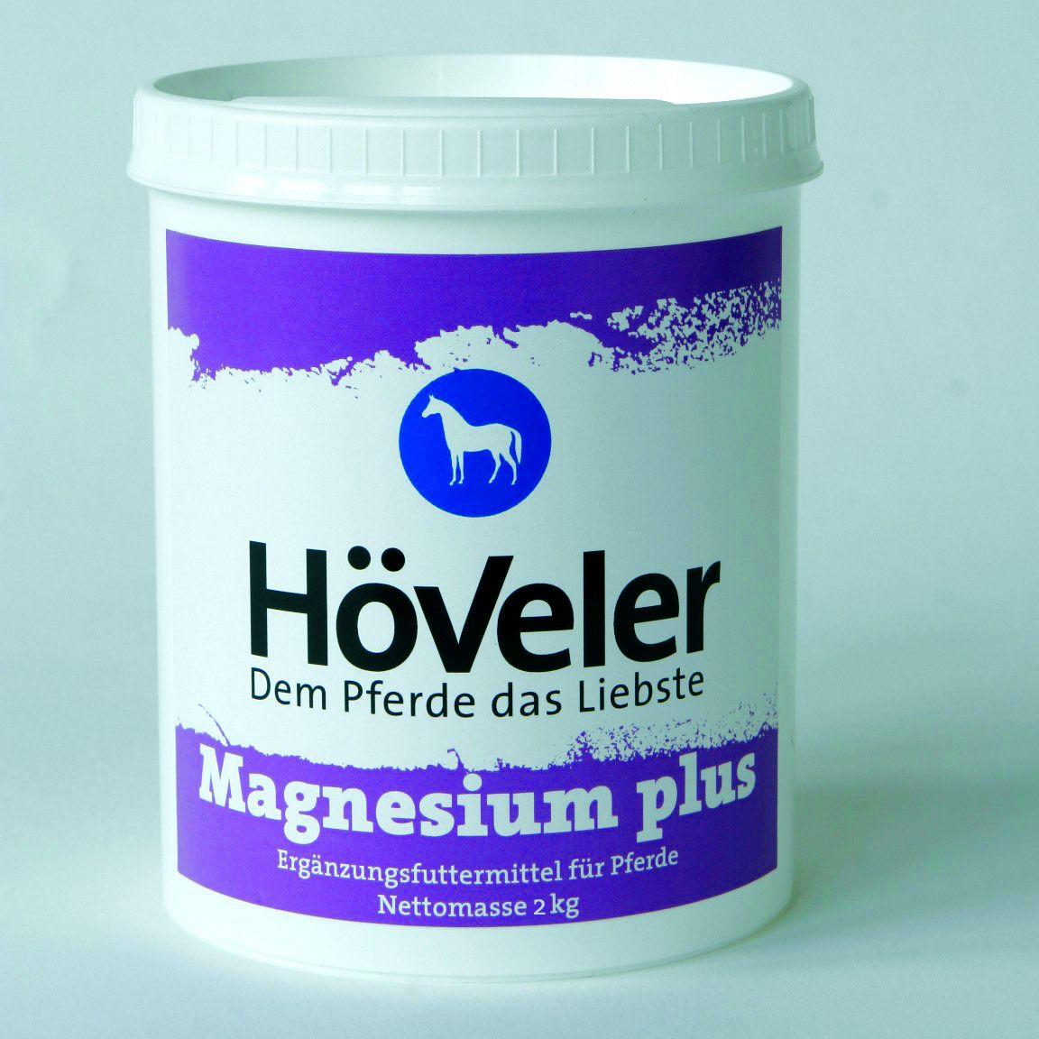 Höveler Magnesium plus
