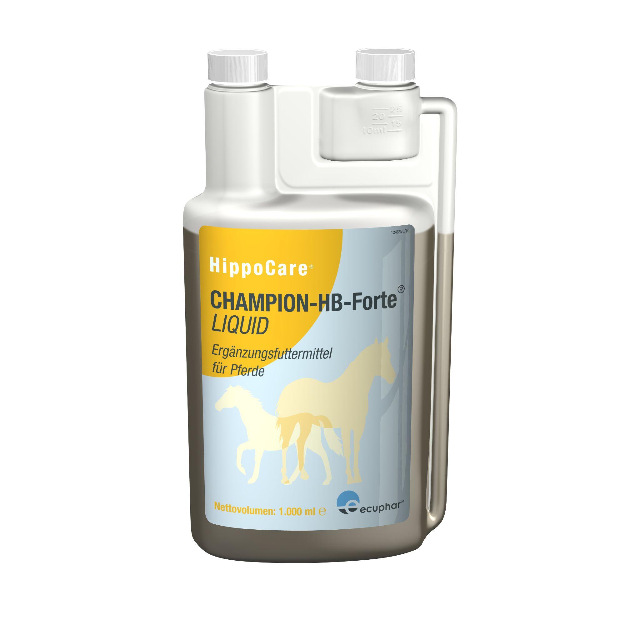 ecuphar HippoCare Champion-HB-Forte Liquid 1000ml