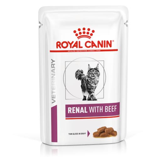 Royal Canin Renal Feline Rind Frischebeutel