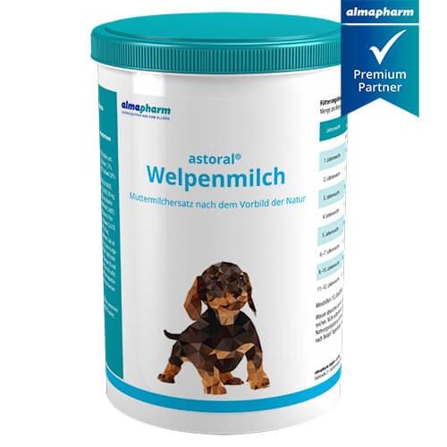 almapharm astoral Welpenmilch für Hundewelpen 1000g