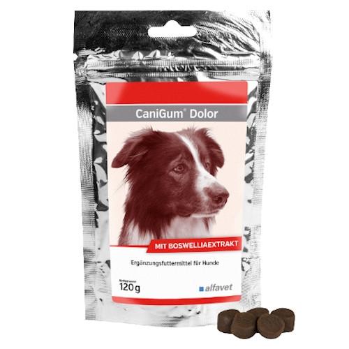 CaniGum Dolor 120g von alfavet für Hunde