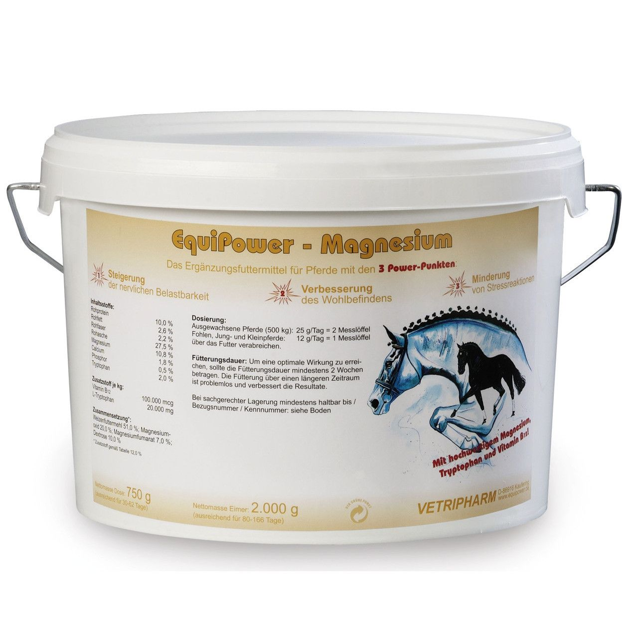 Vetripharm EquiPower Magnesium