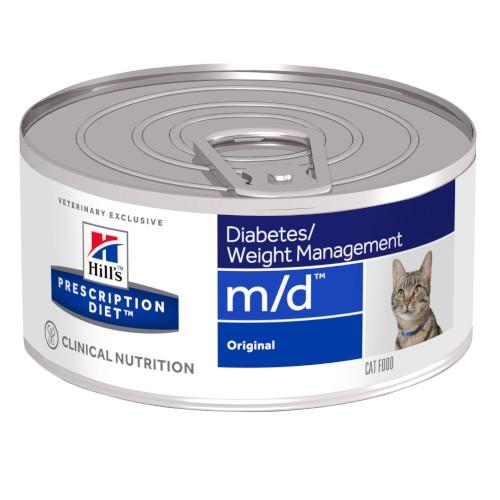 Hill's Prescription Diet m/d feline Nassfutter