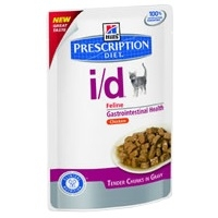 Hill's Prescription Diet i/d feline Huhn Frischebeutel