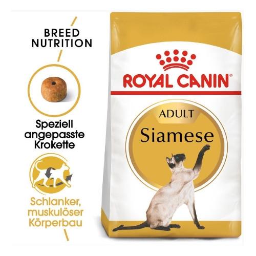 Royal Canin Siamese Adult Katzenfutter trocken