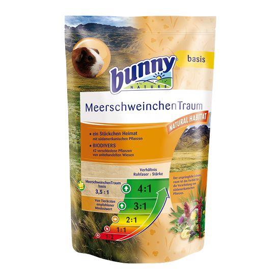 Bunny MeerschweinchenTraum basis 1,5 kg