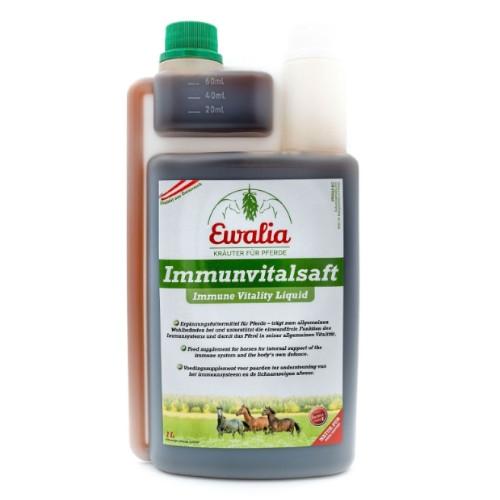 Ewalia Immunvitalsaft für Pferde