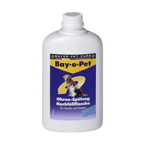 Bayer Bay-o-Pet Ohren-Spülung Nachfüllflasche 250 ml