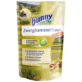 Bunny ZwerghamsterTraum 600 g