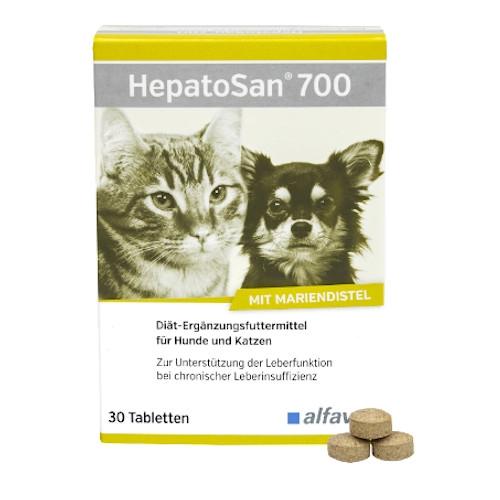 alfavet HepatoSan 700