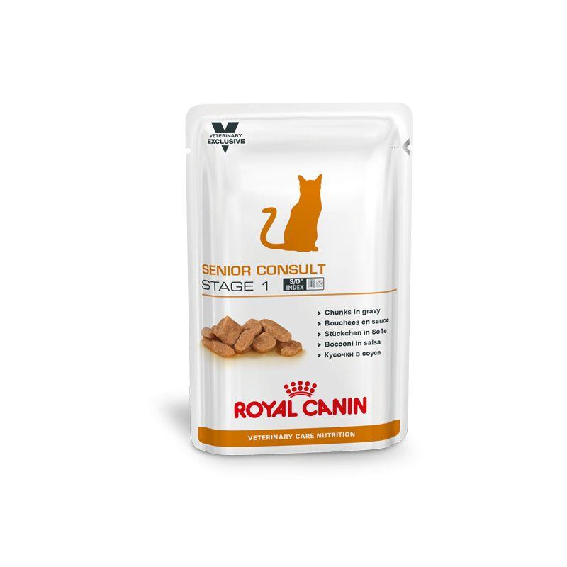 Royal Canin Senior Consult Stage 1 Feline Frischebeutel