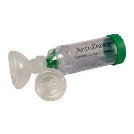 Aero Dawg Inhalationsgerät für Hunde bis 10 kg