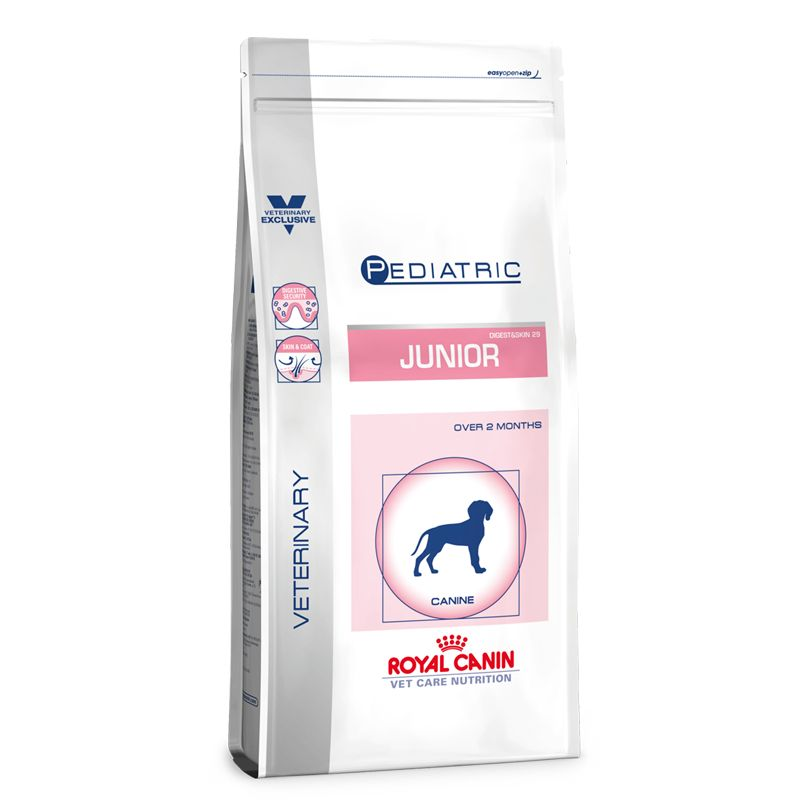 Royal Canin Pediatric Junior Digest & Skin Canine Trockenfutter