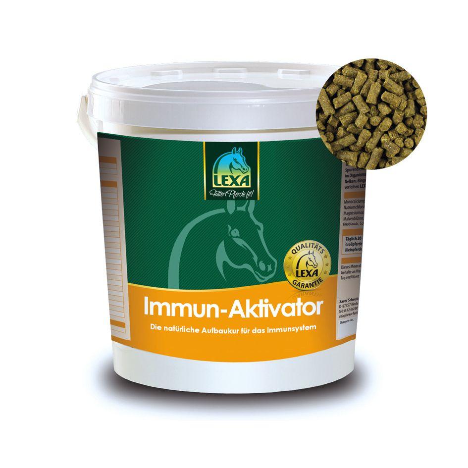 Lexa Immun Aktivator 3 kg Eimer