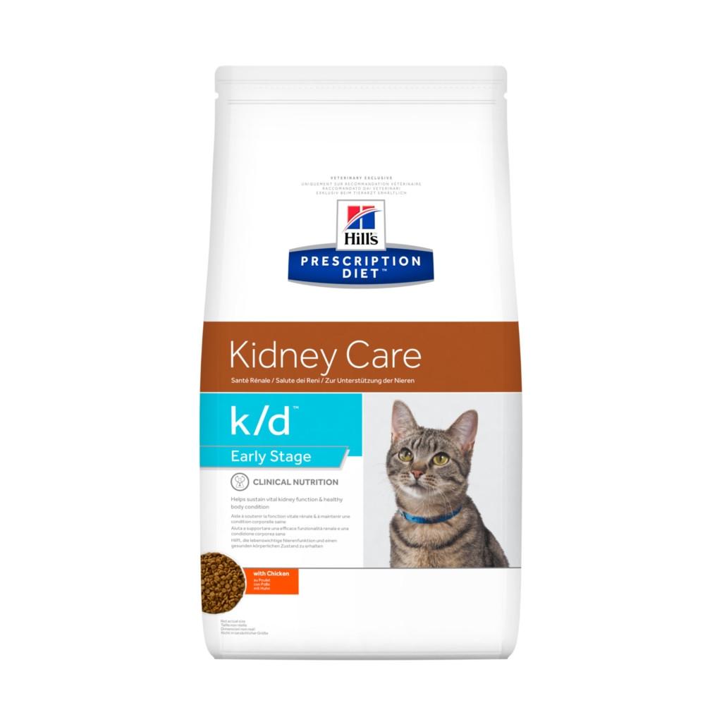 Hill's Prescription Diet k/d Early Stage feline Trockenfutter