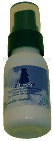 CEVA Feliway Transport Spray 20 ml - Umverpackung defekt