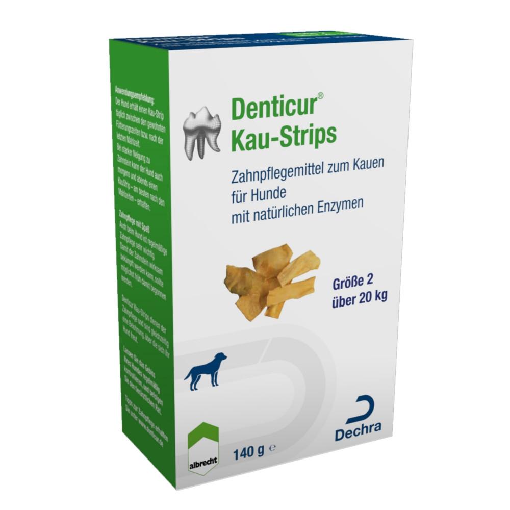 Denticur Kau-Strips von Albrecht