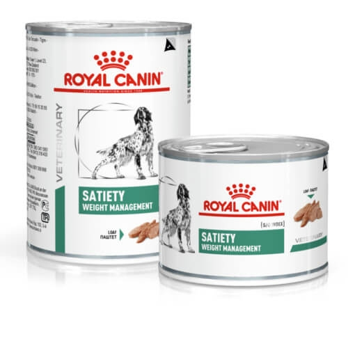 Royal Canin Satiety Weight Management Canine Nassfutter