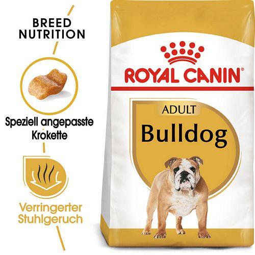Royal Canin Bulldog Adult Trockenfutter
