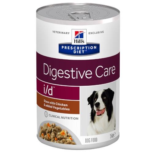Hill's Prescription Diet i/d Canine Ragout mit Huhn & zugefuegtem Gemuese in der Dose 12 x 354 g