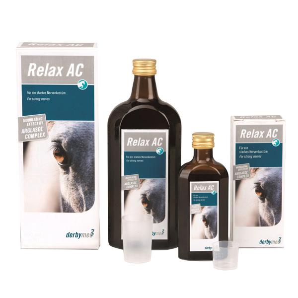 derbymed Relax AC von Livisto für Pferde