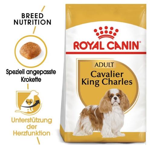 Royal Canin Cavalier King Charles Adult Hundefutter trocken