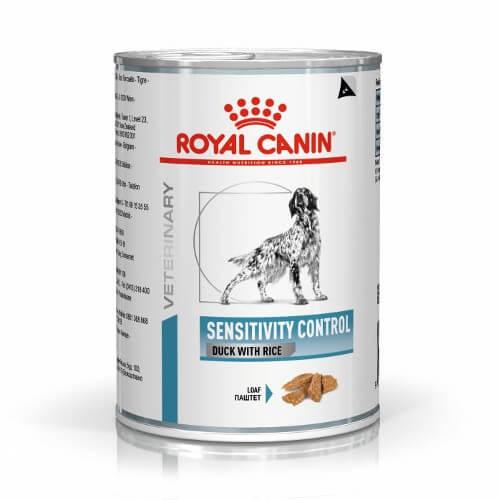 Royal Canin Sensitivity Control Canine Ente & Reis Nassfutter
