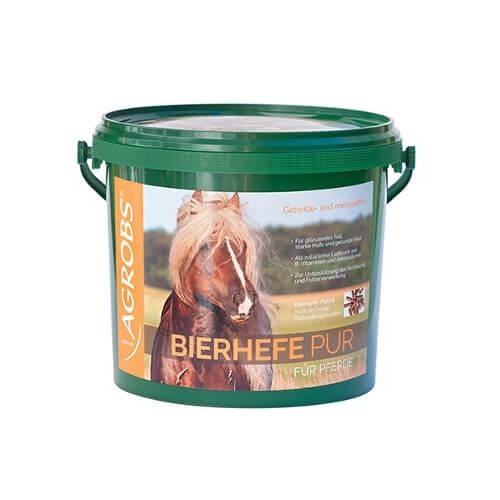Agrobs Bierhefe Pur für Pferde.