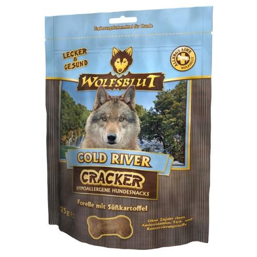 Wolfsblut Cracker Cold River mit Fisch