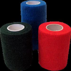 Kohäsive Bandagen verschieden Farben 4,5 m Rolle mit 5,0 cm Breite 1 Stück